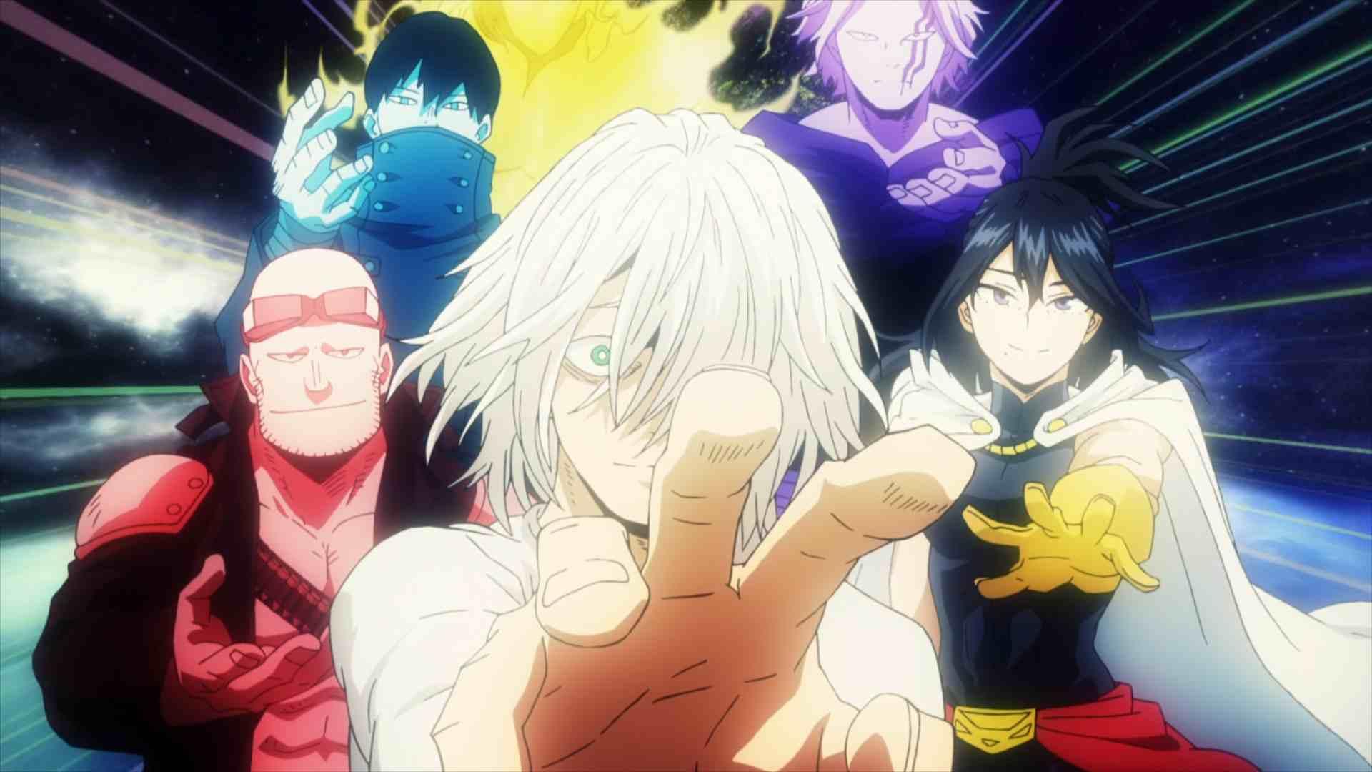 Boku no Hero Academia Season 5 (Dualsubs) Episode 03 h265 ...