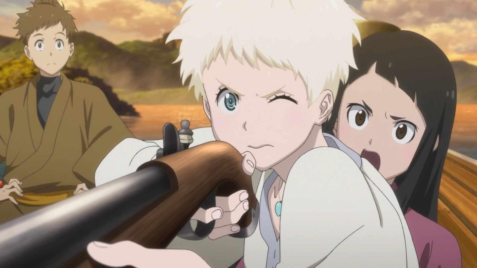 Kaizoku Oujo – Episode 04 (Dualsubs) x265/HEVC Subtitle Indonesia & English  Lendrive